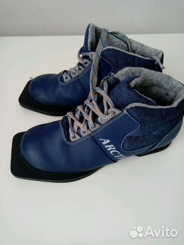 Лыжные ботинки 89272130244 купить 2