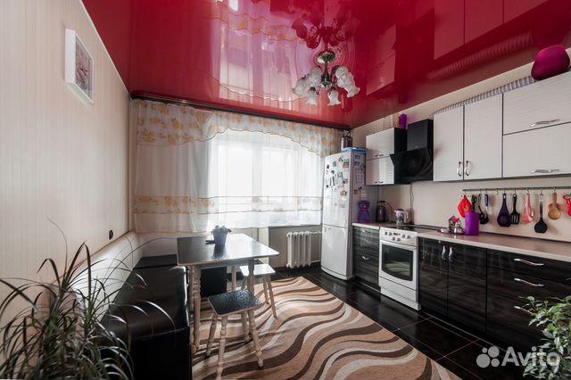 Продается двухкомнатная квартира за 4 200 000 рублей. ул Строителей, 68.