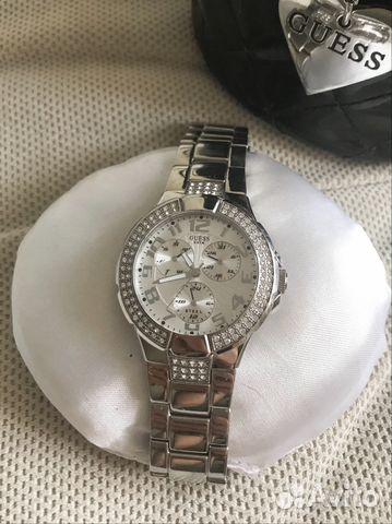 ed92267a Женские часы Guess Sport Steel I14503L1 купить в Саратовской области ...