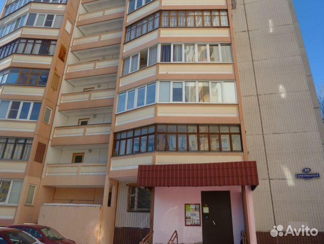 Продается двухкомнатная квартира за 5 500 000 рублей. Московская обл, г Ногинск, ул Комсомольская, д 88.