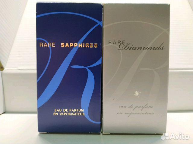 парфюмерная вода Avon Rare Diamondssapphires рари купить в