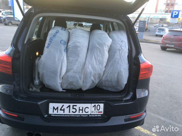 Купить Volkswagen Tiguan пробег 80 000.00 км 2016 год выпуска