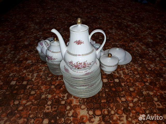 Сервиз чайный 89116089380 купить 2