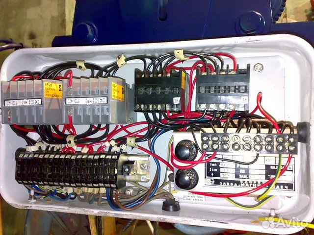 Электрошкаф для тельфера Т10 (Болгария) купить 1