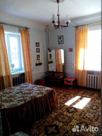 Продается трехкомнатная квартира за 850 000 рублей. Свердловская обл, г Нижняя Тура.