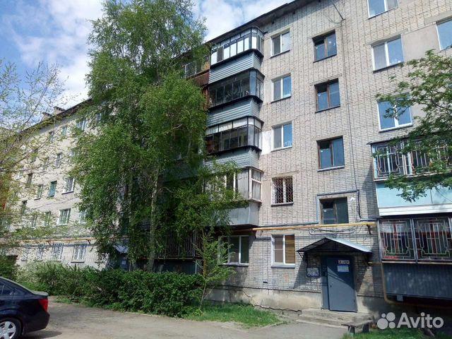 Продается однокомнатная квартира за 1 070 000 рублей. г Курган, ул Радионова, д 46.