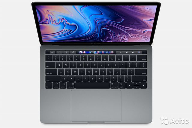 MacBook Pro 13 ZOV8000LW 2,3/ 16/ 512Gb рст 2018