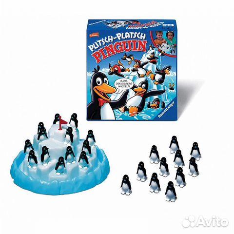 игровой сайт пингвинов