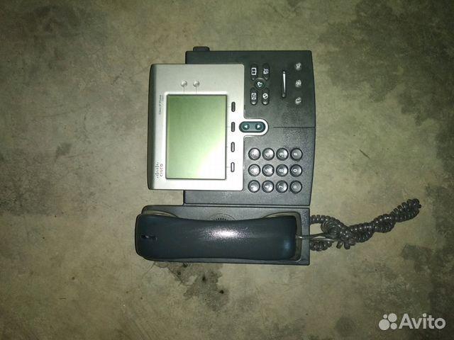 Ip phone Cisco 7941 купить в Москве на Avito — Объявления на