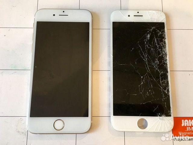 ремонт обмен айфонов