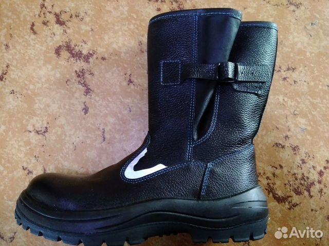 Спец.обувь сапоги кожаные Меридиан Серия «престиж»  89203625429 купить 3