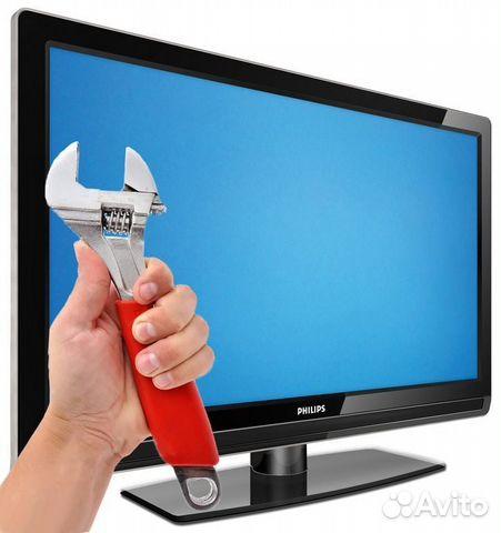 Ремонт телевизоров 89131413716 купить 1