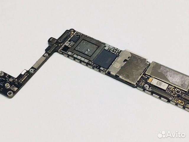 замена платы iphone спб