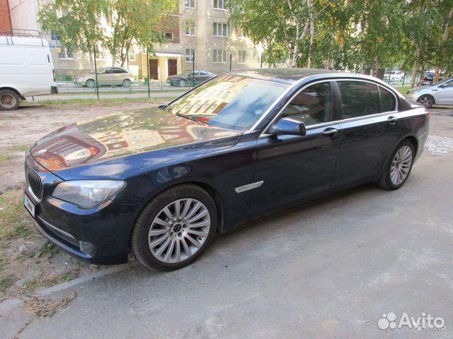 BMW 7 серия, 2011 89829613649 купить 1