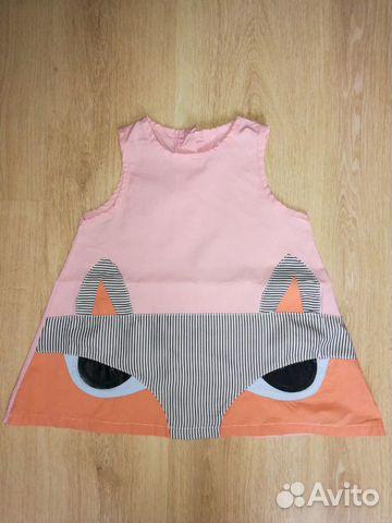 Платье для девочки р-р 100 89515683333 купить 1