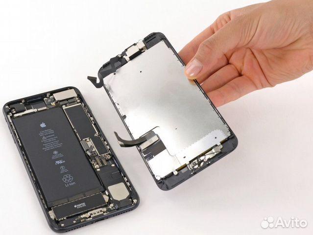 ремонт экрана айфон челябинск