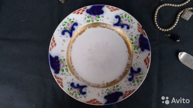 Фарфор тарелка братья Корниловы 89811595004 купить 1