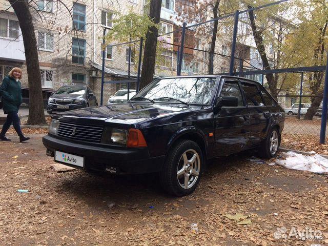 Москвич 2141, 1991  89886101896 купить 1