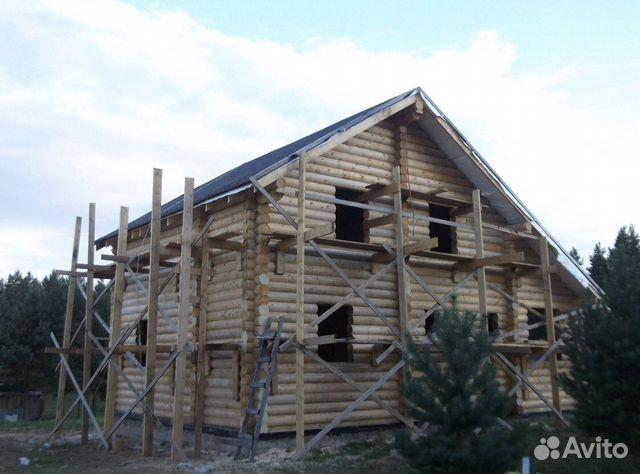 Деревянное домостроение.Услуги плотников  89062969090 купить 1