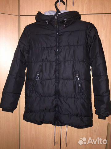 Куртка для девочки весна -осень 89605541223 купить 1