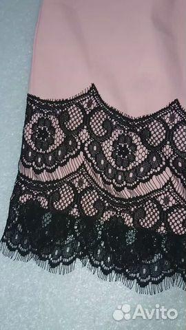 Новое вечернее платье с кружевом.Очень красивое 89144513086 купить 3