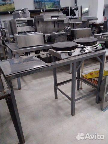 Подставки для конвекционных печей и пароконвектома