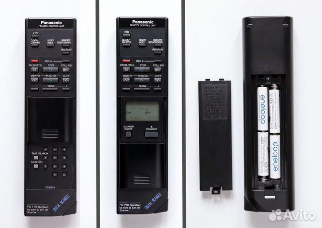 Видеомагнитофон Panasonic NV-25 (Япония)  купить 4