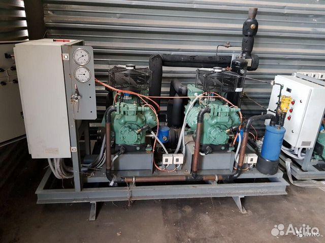 Холодильный агрегатBitzer Шоковая заморозка(идеал) 89616603001 купить 3