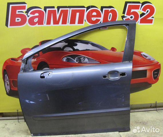89524408730 Peugeot 308 2007) Дверь передняя левая