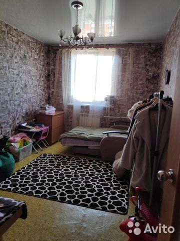 Комната 12.5 м² в 5-к, 9/9 эт. 89610837369 купить 4