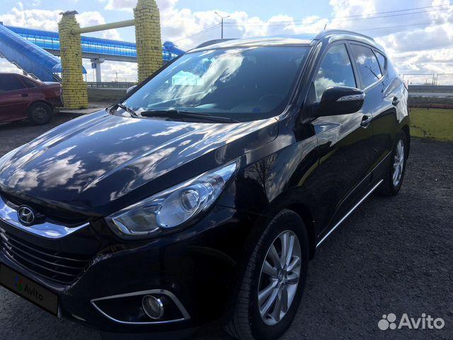 Hyundai ix35, 2011 89185904175 купить 1
