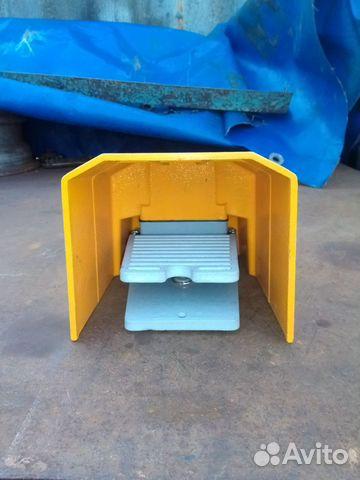 Педальный ножной выключатель 89631052227 купить 2