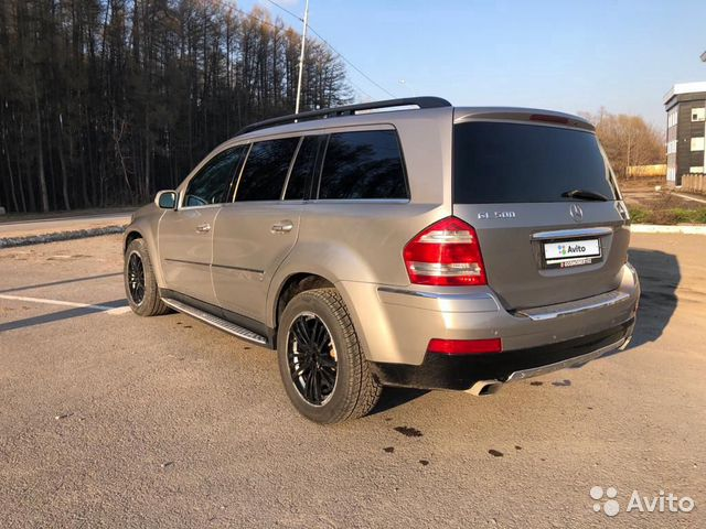 Mercedes-Benz GL-класс, 2007 купить 3