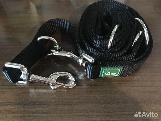 Hunter поводок-перестежка для собак 89276631870 купить 2