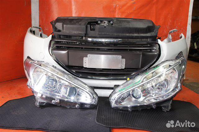 Ноускат Peugeot 208 CA5FV8 EP6DT 2012 89146876050 купить 1