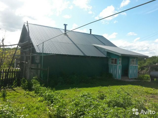Дом 40 м² на участке 20 сот.