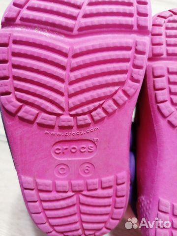 Босоножки crocs  89377408875 купить 5