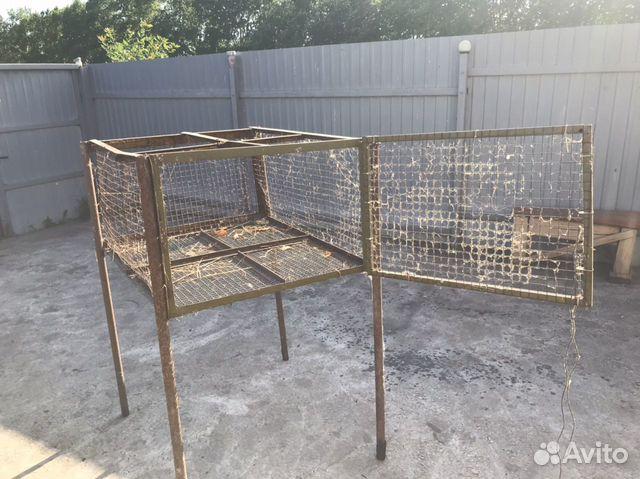 Клетка для кроликов  89237251115 купить 2
