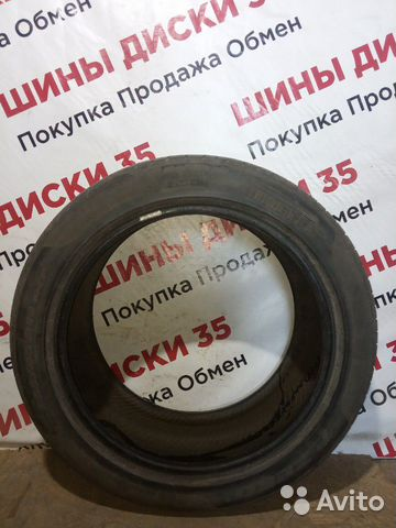 Пара шин 255/45/19 Pirelli P zero  89115014247 купить 2