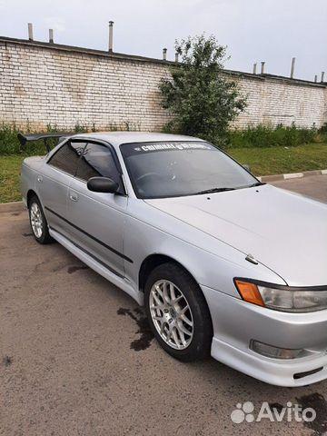 Toyota Mark II, 1993 купить 6
