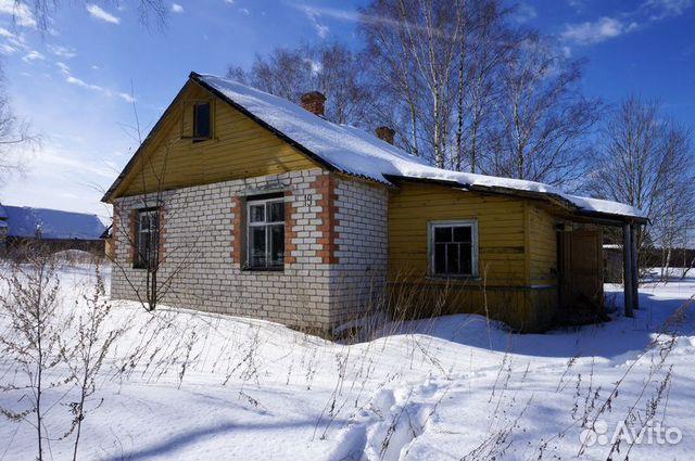 Дом 54 м² на участке 25 сот.