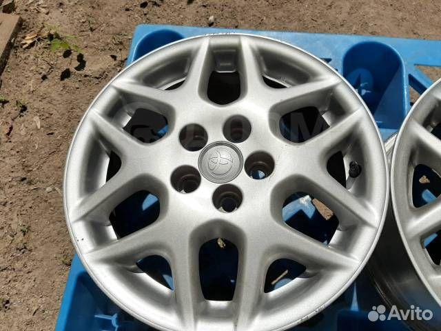 Оригинальные диски R15 Toyota  купить 1