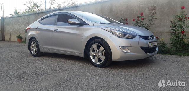 Hyundai Avante, 2012  89094926867 купить 3