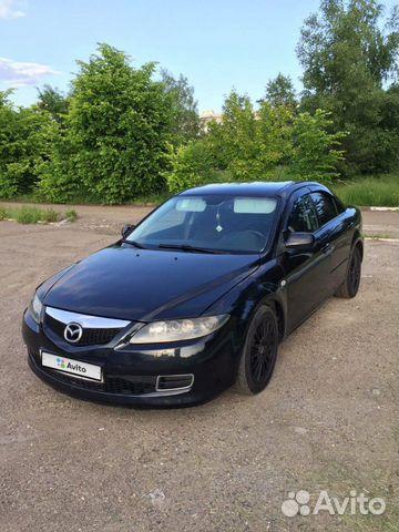 Mazda 6, 2007