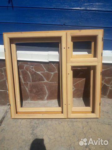 Окно, Деревянная рама Новая  89003117768 купить 1