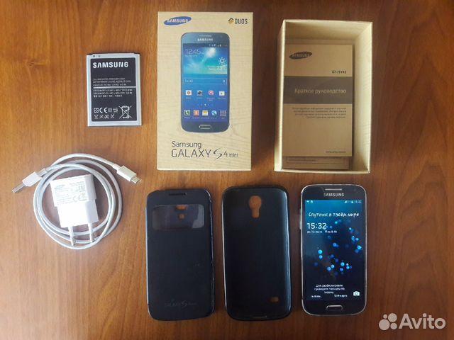 SAMSUNG Galaxy S4 mini  89155373255 купить 1