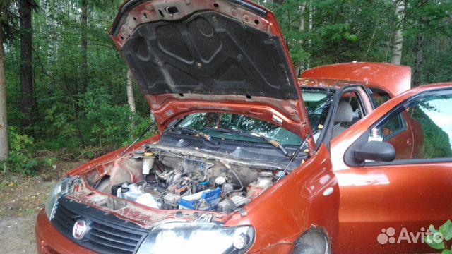 FIAT Albea, 2008 купить 4