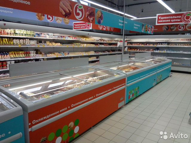 Холодильные горки в наличии более 100 шт 88003015044 купить 5