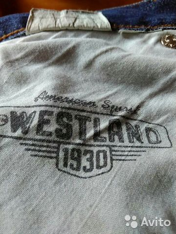 Джинсы фирменные Westland оригинал  89535455532 купить 5