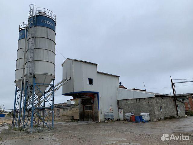 бетон завод хотьково
